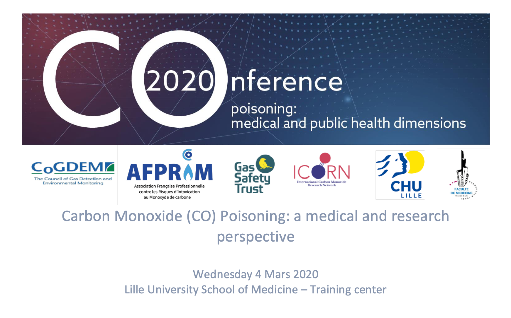 Lille Conference 2020