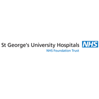 St George's University Hospitals logo