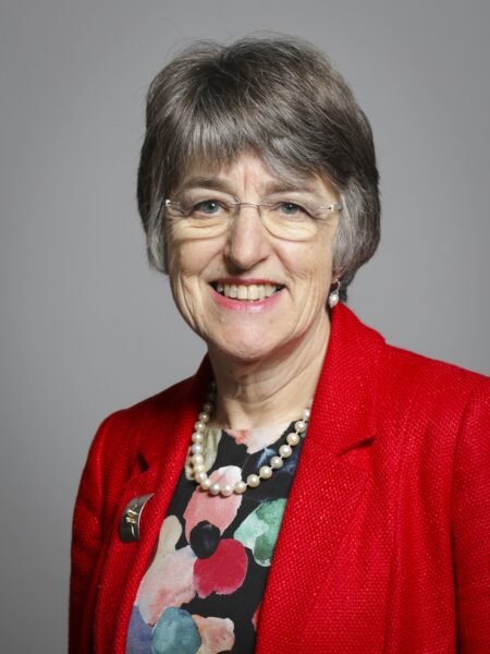 Baroness Finlay, Chair of the Board of Trustees, the CO Research Trust.